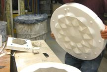 pottery moulding
