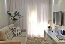 ideias para salas de estar
