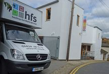 HFS Hastings / Our stores in Hastings and Bexhill are open 6 days a week with an ever-changing stock of reused furniture and electrical goods.  Furnish your home with us.
