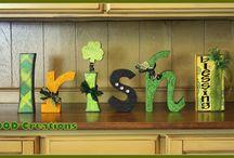 St. Patrick's Creations
