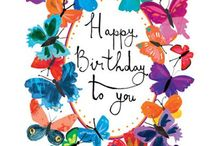 Cumpleaños / Tarjetas