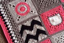 Crochet / Вязание крючком (фотографии, схемы, описания).