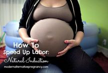 Natural Pregnancy / The kitchen sink -- everything you need to know about natural pregnancy.