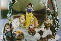 Snowglobes / Snow globes I like