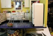 minikeittiö / dollhouse kitchen