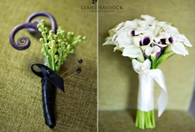Wedding Flower Inspiration - Bouquets, Centerpieces and Boutonnieres / Leah Haydock Photography