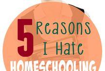 Homeschool Mamas, Let's Be Real!