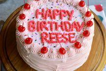 Happy Birthday, Reese!