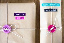 Packaging / Ideas de empaquetado