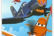 Cartes anniversaire Disney: Planes