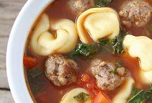 Soup / by Taffy Sonnenfeld