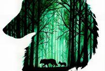 Tegna dyr
