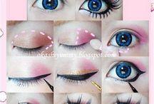 Beautiful Eyes ♥♥♥ / by Wafa Khaliq