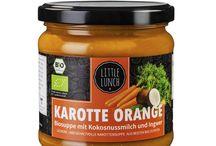 Karotte Orangen Suppe von LittleLunch