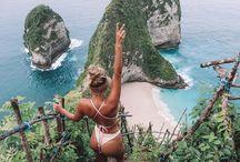 Exotic, seaside & holiday stuff