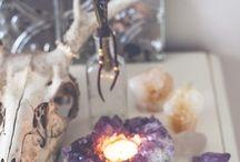 Crystals minerals