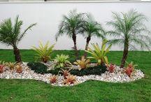 Pedras jardim