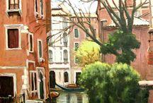 Art Venice Italy