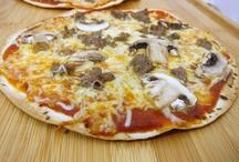 pizza / by Maricela Torres-Sanchez