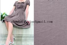 jersey fabrics to make dress / supplier