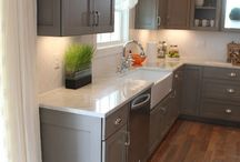random pics of kitchens