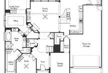 floor plans / by Lisa Bray
