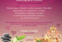 Valentine's Day / orientalne walentynki , Restauracja ganesh i Thai Bali zapraszaja