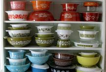pyrex and other vintage ware #2 / by linda f johnson