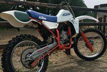 KTM 250 1983
