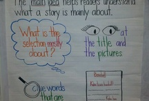 Anchor Charts for Reading Workshop 3-5 / This board features anchor charts for reading workshop in grades 3-5.