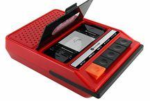 retro kasettspiller