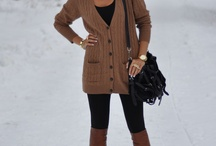 Winter Clothes / by Shannon Massey