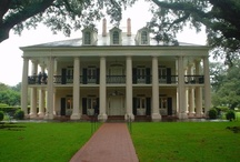 Southern Plantation Homes / Enjoy my boards, but please be considerate and limit your pins to 5 per visit. / by Renee Williams