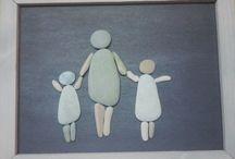 Mum an 2 kids