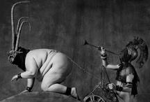 Erwin Olaf - Chessmen / Creative minds