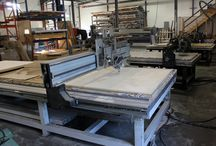 CNC Maszyny