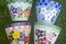 mosaico de pastilhas