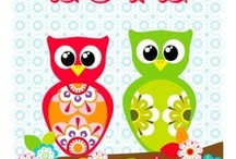 Hoot Hoot! / by Barbara Saia
