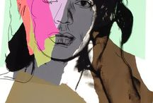 Warholian / Available Andy Warhol works from Puccio Fine Art.  Please call us at 212 588 9871 or email us at info@pucciofineart .com for prices.
