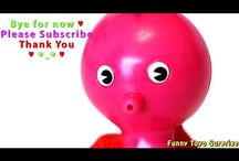 Cartoon Animation Stop Motion / Animation Stop Motion Toy Creative Video for Kids from Funny Toyo Surprise Animación 球动画