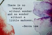 ˚°◦ღ Becca Lee / Poems and quotes of Becca Lee