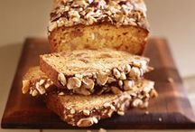 Breads: gluten-free / by Rachel Suntop