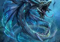 Big sea monsters / Cool monsters