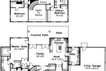 house plans / by Amy Glander