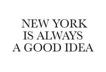 New York  / by Amelie Brel
