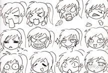 Chibi Faces