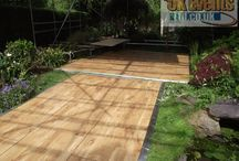 Outdoor Parquet Dance Floors / Our Outdoor Parquet Dance Floor Is Perfect If You Are Having An Outdoor Event As It Can Be Laid Straight Onto Any Surface & Is Completely Weather Resistant