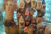 Текстильные милахи