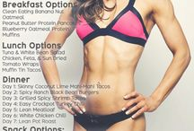 The path to the perfect Bikini Body..Oooh La La  / This Board just represents a bit of the goal I wish to achieve someday..