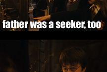 Harry Potter <3 / by MacKenzie DeSpain